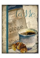 Cafe Latte 2 Fine Art Print