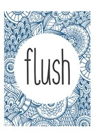 Wash 3 Fine Art Print