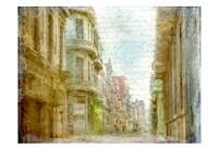 Havana Streets Fine Art Print