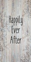 Happily Ever After C Fine Art Print