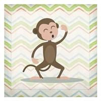 Monkey Time Fine Art Print
