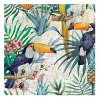 Tropical Life 1 Fine Art Print