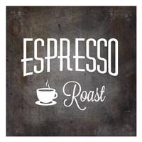 Espresso 1 Fine Art Print