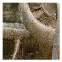 Propeller C Framed Print