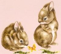 Bunnies Fine Art Print