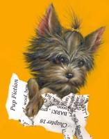 Pup Fiction - 27A Fine Art Print