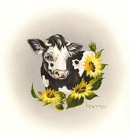Cowl Ender Girl Fine Art Print