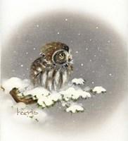 Snow Daze Fine Art Print