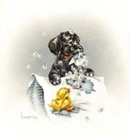 Just Ducky Fine Art Print