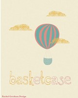 Basketcase Fine Art Print