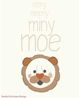 Eeny Meeny Fine Art Print