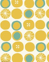 Lemon Dots Fine Art Print