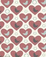 Love Birds Fine Art Print