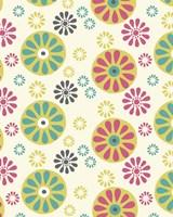 Flight & Floral Funky Fine Art Print