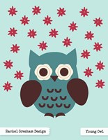 Young Owl Fine Art Print