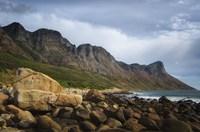 Coastal Mountains Fine Art Print