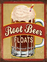 Root Beer Float Fine Art Print