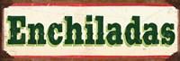 Enchiladas Cream Fine Art Print