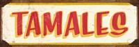 Tamales Cream Fine Art Print