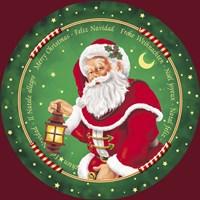 Santa Languages Fine Art Print