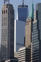 NYC Financial District Fine Art Print