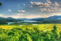 Hudson Highlands Marsh Fine Art Print
