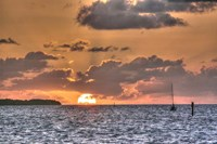 Key West Sunrise II Fine Art Print