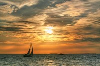 Key West Sunset II Fine Art Print