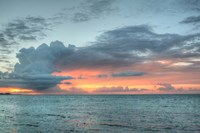 Key West Sunset V Fine Art Print