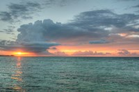 Key West Sunset VI Fine Art Print