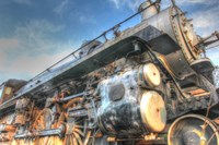 Locomotive 1 Fine Art Print