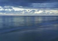 Ocean Dusk 1 Fine Art Print