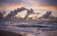 Ocean Sunrise 1 Fine Art Print