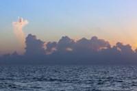 Ocean Sunrise 4 Fine Art Print