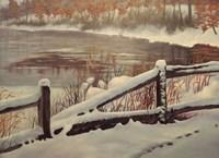 Winter Magic Fine Art Print