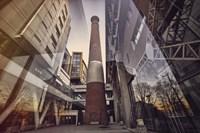 Universite Architecture Fine Art Print