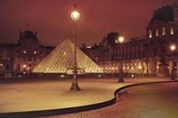 Louvre Fine Art Print