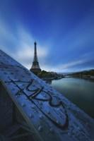 Seine & Eiffel Fine Art Print