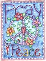 Pray for Peace Fine Art Print