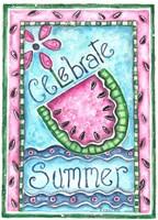 Celebrate Summer Fine Art Print