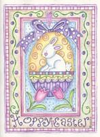 Hoppy Easter Fine Art Print