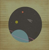 The Rocket Fine Art Print