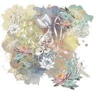 Waterlilly Days Fine Art Print