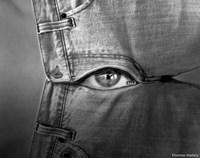 Private Eye Fine Art Print