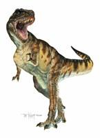 T-Rex Fine Art Print