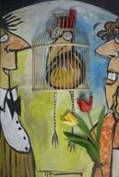 Douglas Doris Bird Fine Art Print