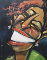 The Jazz Singer Fine Art Print