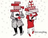 Holiday Presents Fine Art Print