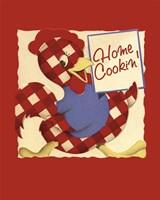 Home Cookin Fine Art Print