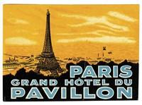 Travel Pavillon Fine Art Print